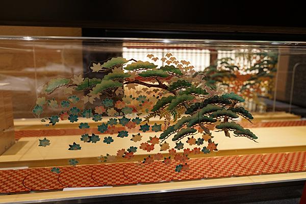 金沢まいもん寿司センター南様 アクリルドーム装飾